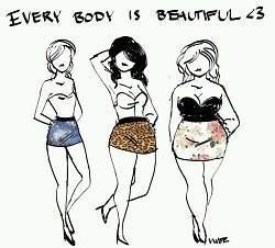 belleza del cuerpo