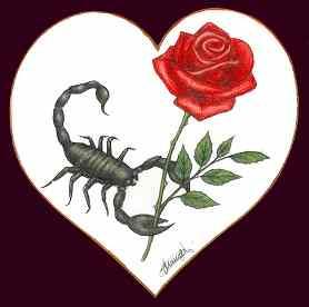 amor escorpio