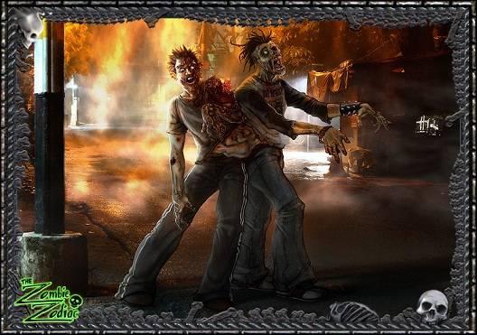géminis zombie